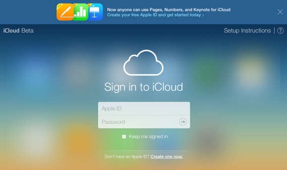 iCloud Beta for anyone